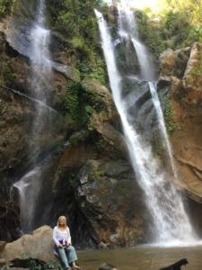 Mok Fa Waterfall, Ban Pang Hang, Mae Hong Son, Thailand