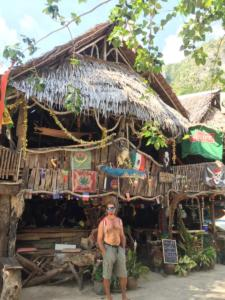 Chill out Bar, Railaey, Ao Nang, Krabi Province, Thailand