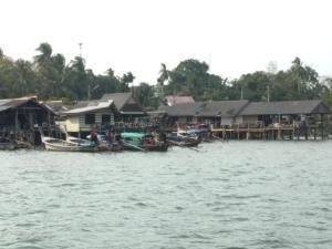 Ko Phu, Ferry  Port, Ko Jum, Krabi Province, Thailand