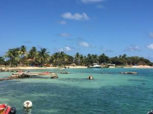 Clifton Harbour, Union Island, Caribbean