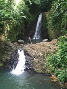 Seven Sisters Waterfalls, Grenada, Caribbean