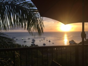Firefly Bar, Mustique, Caribbean