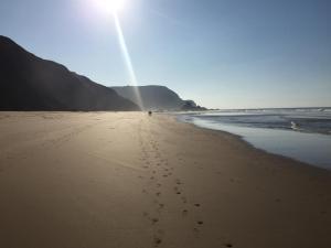 Praia de Castelejo, West Coast Algarve